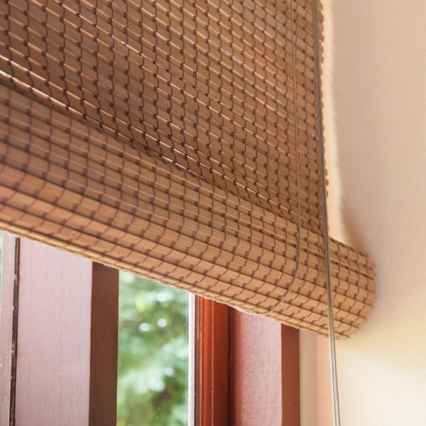 Bamboo Blinds and Shades  Natural Woven Wood Blinds
